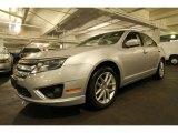 2010 Brilliant Silver Metallic Ford Fusion SEL V6 #66681260