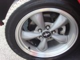 2002 Ford Mustang GT Convertible Wheel