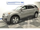 2012 Graystone Metallic Chevrolet Equinox LT AWD #66681487