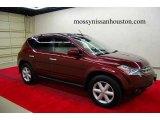 2005 Merlot Metallic Nissan Murano SE #6641841