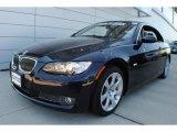 2009 Monaco Blue Metallic BMW 3 Series 335i Convertible #66680903