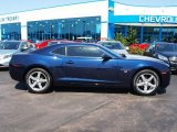 2010 Imperial Blue Metallic Chevrolet Camaro LT/RS Coupe #66680883