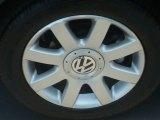 Volkswagen Rabbit 2008 Wheels and Tires