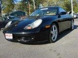 1999 Black Porsche 911 Carrera Coupe #66680859