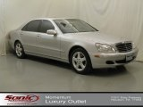 2004 Brilliant Silver Metallic Mercedes-Benz S 430 Sedan #66681182