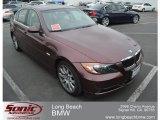 2006 Barrique Red Metallic BMW 3 Series 330i Sedan #66681180
