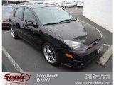 2003 Pitch Black Ford Focus SVT Hatchback #66681179