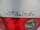 Acura TSX 2008 Badges and Logos