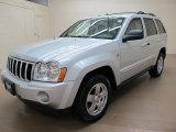 2005 Jeep Grand Cherokee Bright Silver Metallic