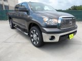 2012 Magnetic Gray Metallic Toyota Tundra Texas Edition CrewMax #66681148