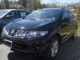 2010 Super Black Nissan Murano SL AWD #66681405