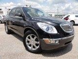 2010 Carbon Black Metallic Buick Enclave CXL AWD #66680815