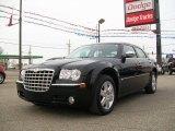 2005 Brilliant Black Crystal Pearl Chrysler 300 C HEMI #6568638