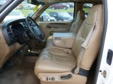 2000 Dodge Ram 2500 SLT Extended Cab 4x4 Front Seat