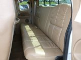 2000 Dodge Ram 2500 SLT Extended Cab 4x4 Rear Seat