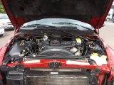 2008 Dodge Ram 3500 SLT Mega Cab 4x4 Dually 6.7 Liter Cummins OHV 24-Valve BLUETEC Turbo-Diesel Inline 6-Cylinder Engine