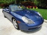 1999 Porsche 911 Zenith Blue Metallic