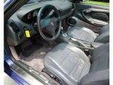 1999 Porsche 911 Carrera Cabriolet Graphite Grey Interior