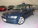 2005 Orient Blue Metallic BMW 3 Series 330i Sedan #664745