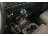 2000 Chevrolet Silverado 1500 LS Regular Cab 4x4 5 Speed Manual Transmission