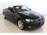 2007 Black Sapphire Metallic BMW 3 Series 335i Convertible #66681321