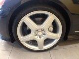 2012 Mercedes-Benz CL 550 4MATIC Wheel
