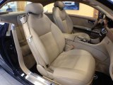 2012 Mercedes-Benz CL 550 4MATIC Front Seat