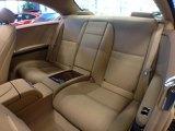 2012 Mercedes-Benz CL 550 4MATIC Rear Seat