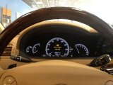 2012 Mercedes-Benz CL 550 4MATIC Gauges