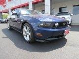 2011 Kona Blue Metallic Ford Mustang GT Premium Coupe #66680932