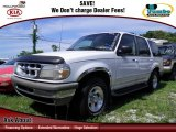 1996 Ford Explorer XL 4x4 Data, Info and Specs