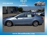 2012 Celestial Blue Metallic Honda Accord EX Sedan #66736650