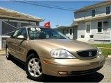 2000 Mercury Sable LS Premium Sedan Front 3/4 View