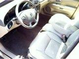 2000 Mercury Sable LS Premium Sedan Medium Parchment Interior