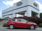 2012 Red Candy Metallic Ford Focus SEL 5-Door #66767880