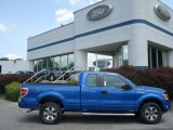 2012 Blue Flame Metallic Ford F150 STX SuperCab 4x4 #66767872