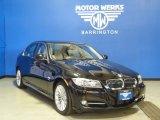 2011 Black Sapphire Metallic BMW 3 Series 335i xDrive Sedan #66767870