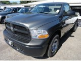 2012 Mineral Gray Metallic Dodge Ram 1500 ST Regular Cab 4x4 #66774273