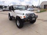 2004 Jeep Wrangler Stone White