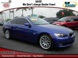 2007 Montego Blue Metallic BMW 3 Series 328i Coupe #66774392