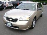 2008 Sandstone Metallic Chevrolet Malibu Classic LT Sedan #66773891