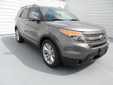 2013 Sterling Gray Metallic Ford Explorer Limited #66774115