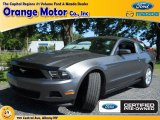 2011 Sterling Gray Metallic Ford Mustang V6 Coupe #66774095