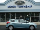 2012 Frosted Glass Metallic Ford Focus SE 5-Door #66774083
