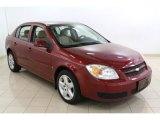 2007 Sport Red Tint Coat Chevrolet Cobalt LT Sedan #66774285
