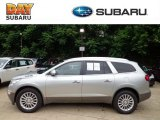 2008 Platinum Metallic Buick Enclave CXL AWD #66820287