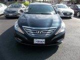 2013 Pacific Blue Pearl Hyundai Sonata Limited #66820253