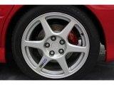 Mitsubishi Lancer Evolution 2003 Wheels and Tires