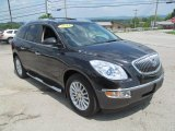 Carbon Black Metallic Buick Enclave in 2011