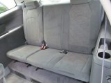 2011 Buick Enclave CX AWD Rear Seat